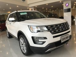 Ford Explorer Limited 2.3L Ecoboost 4WD