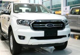 FORD RANGER XLT 2.2L 4×4 AT 2019