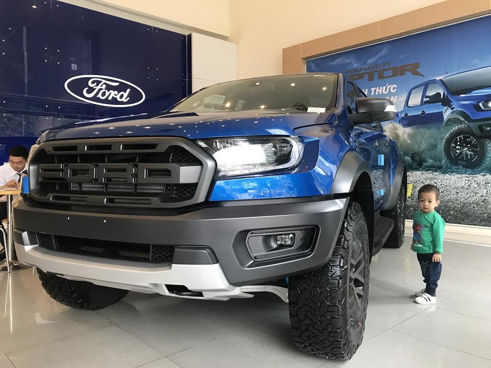 Chương trình lái thử xe Ford SUV DRIVE